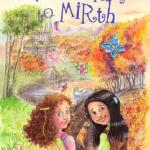 Cover art of book On A Journey To Mirth, illustrated by Kim Sponaugle