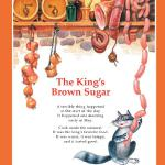 """The King's Brown Sugar"", illustrated by Sergey Taranik, from the book The Panda Banda"